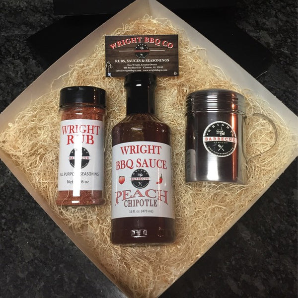 Wright BBQ Company Gift Box - Wright BBQ Company