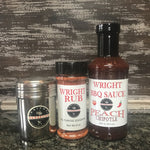 Wright BBQ Company Starter Pack - Wright BBQ Company