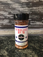 4.6oz Wright Rub Beef Lovers Blend - Wright BBQ Company