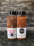 27oz All Purpose and 25oz Beef Lovers Blend - Wright BBQ Company