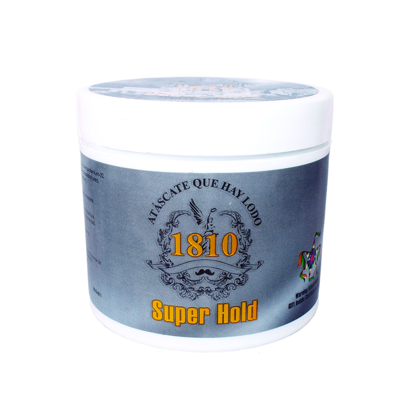 Cera Para Cabello Super Hold 140 g.