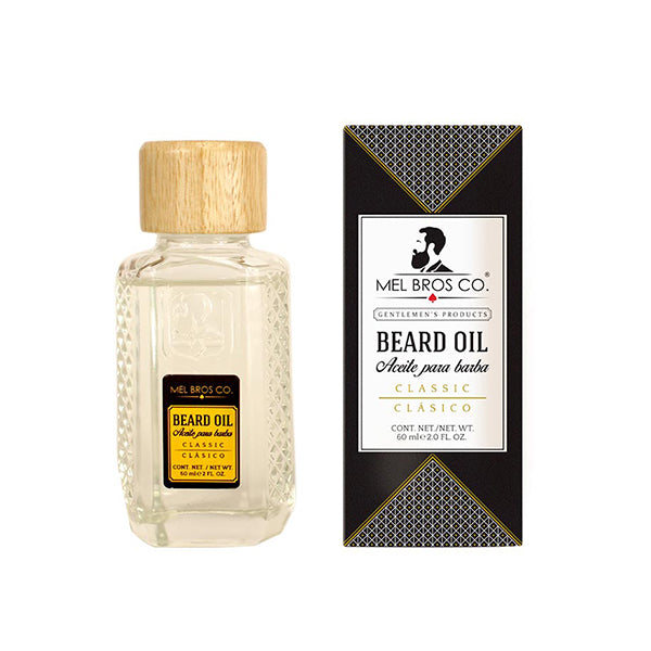 Aceite para barba de 60 ml - Tiger and Son