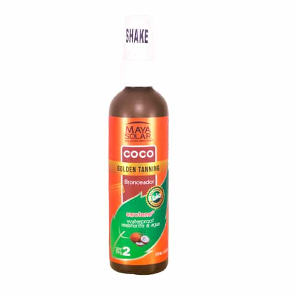 BRONCEADOR NATURAL COCONUT 120ML