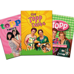 Topp Twins TV Series Complete Collection