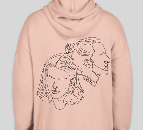 *LIMITED EDITION* Artist Hoodie