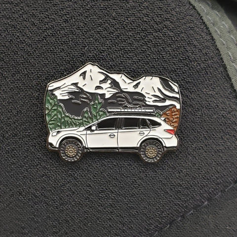 Outback Adventure Pin
