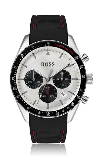 HUGO BOSS Stainless-Ssteel Chronograph Watch-Trophy