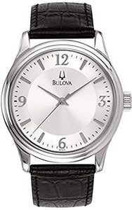 Bulova Watches Men's Strap - Corporate Collection