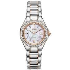 Citizen Ladies'' Signature Watch