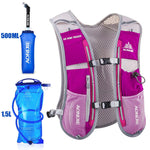 500 ml Outdoor Hydration Vest Pack