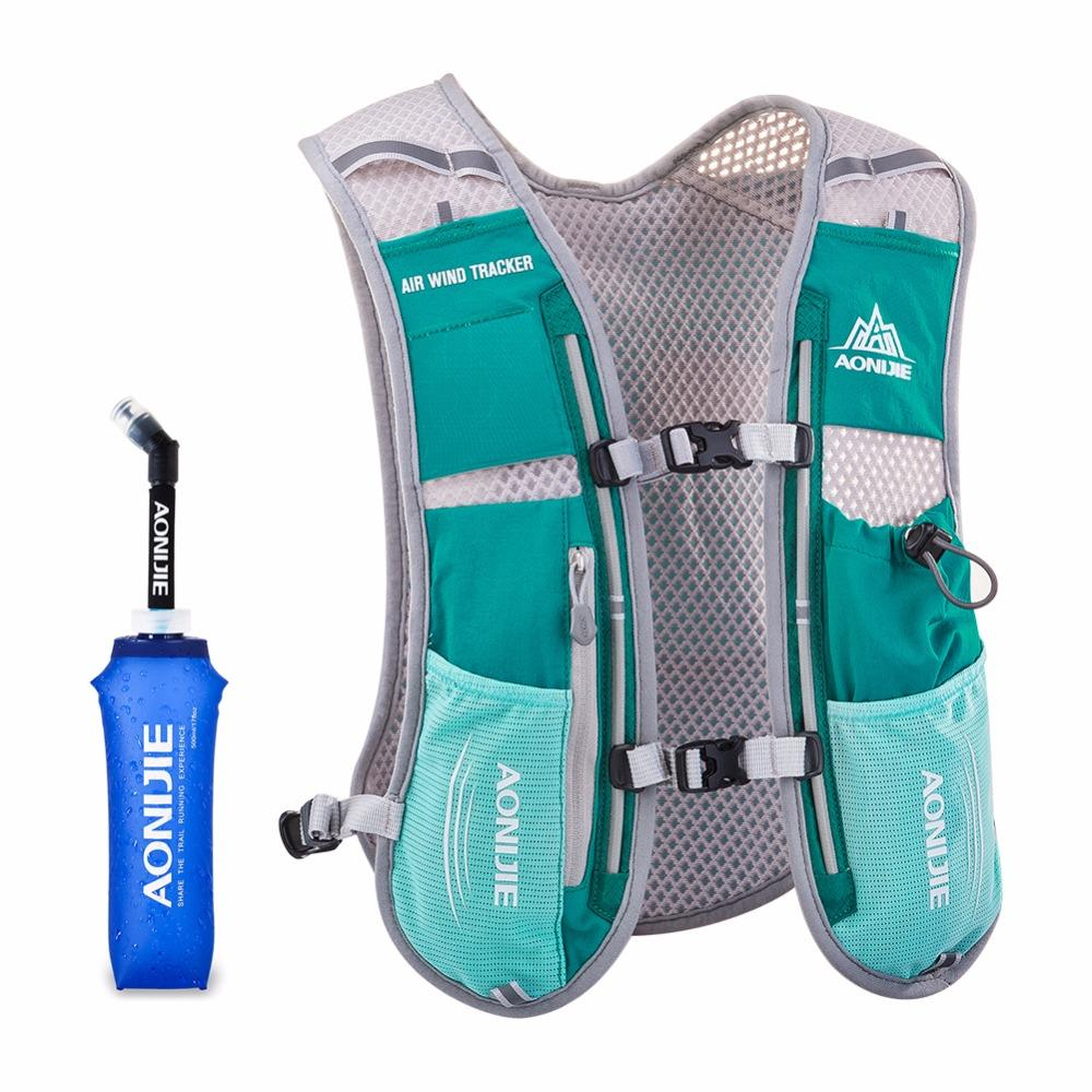 500ml Hydration Vest Pack