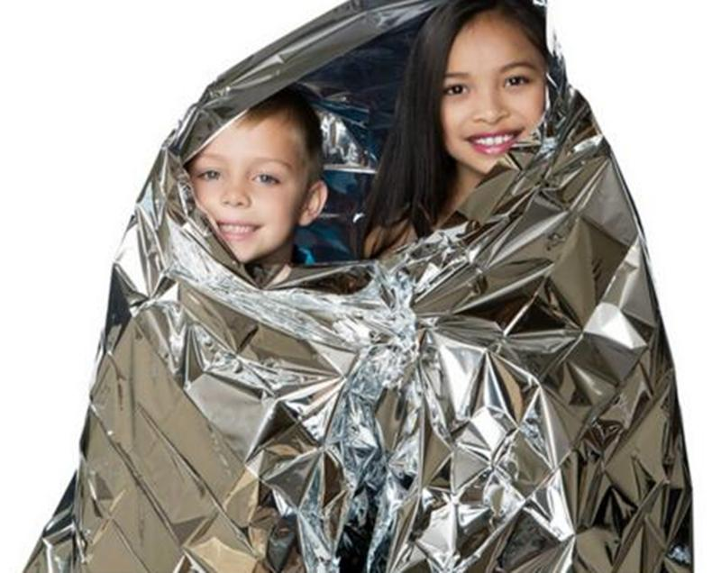 Emergency Survival Rescue Thermal Foil Blanket