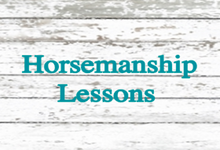 Load image into Gallery viewer, Horsemanship Riding  Lessons