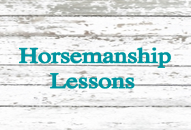 Horsemanship Riding  Lessons