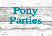 Pony Birthday Parties