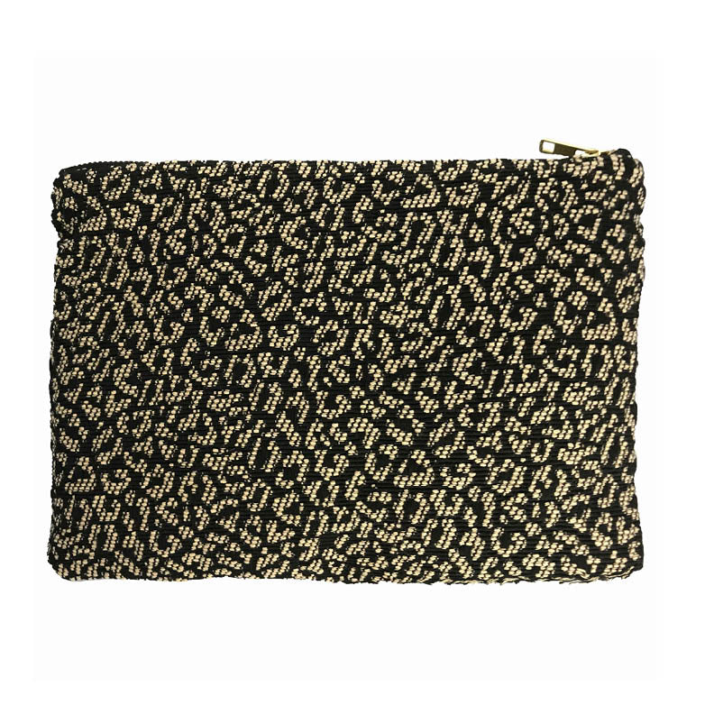 PATTERN LARGE POUCH