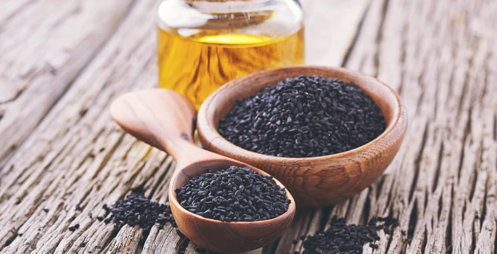 WHAT IS BLACK SEED OIL? : The oil of the Pharaoh's