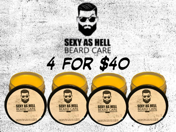 THE SEXY AS HELL FOUR for $40 DEAL !