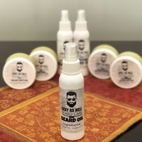 SEXY AS HELL BEARD OIL 4 oz - SEXY AS HELL BEARD CARE