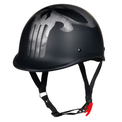 Smallest SOA Helmet - Skull Retro