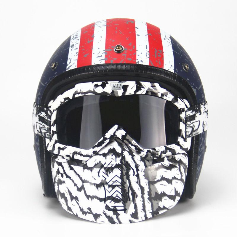 Vintage Open Face - Riders Gear Store