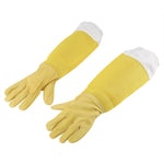 Vented Goatskin Gloves