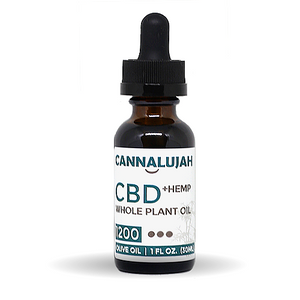 1200mg Original Strength Whole Plant Hemp Oil