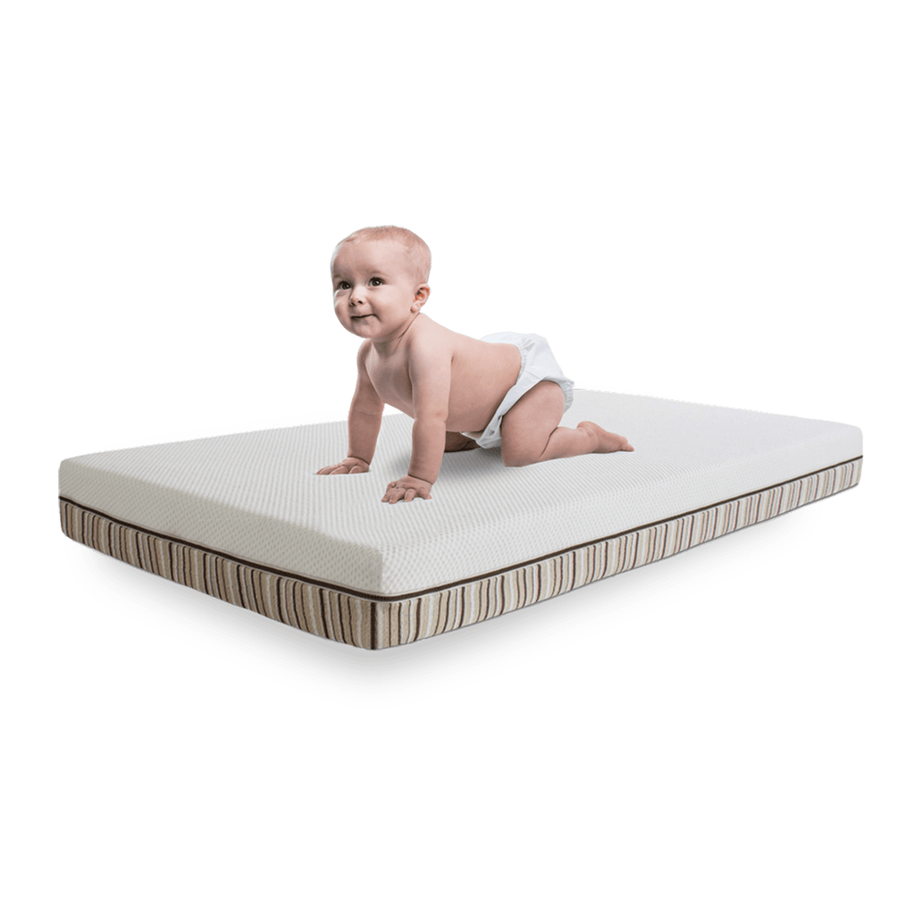 Lala Memory Foam Crib Mattress