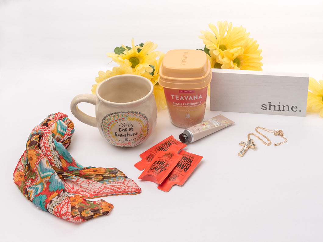 Sunshine Box for Medical Moms