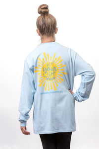 """Let Your Light Shine"" Long Sleeve T-Shirt"