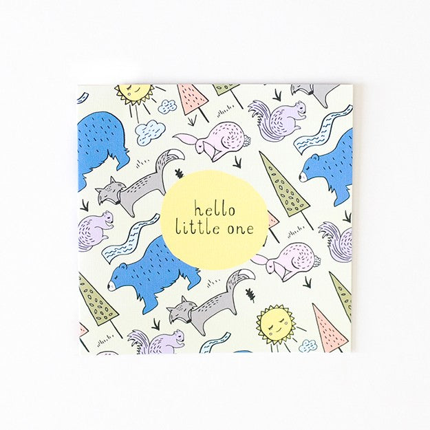 Baby Shower – Woodland - Hello Little One