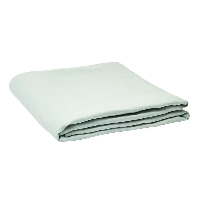 Sage & Clare Moonlight Linen Fitted Sheet Queen