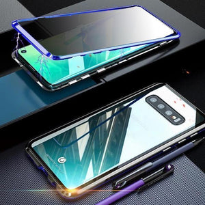 2019 Latest! Anti-peep Magnetic Samsung Case( Double Side)