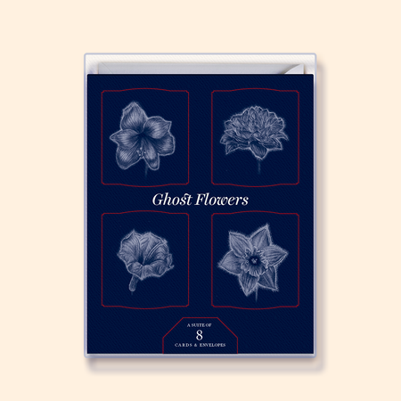 The Ghost Flowers Box