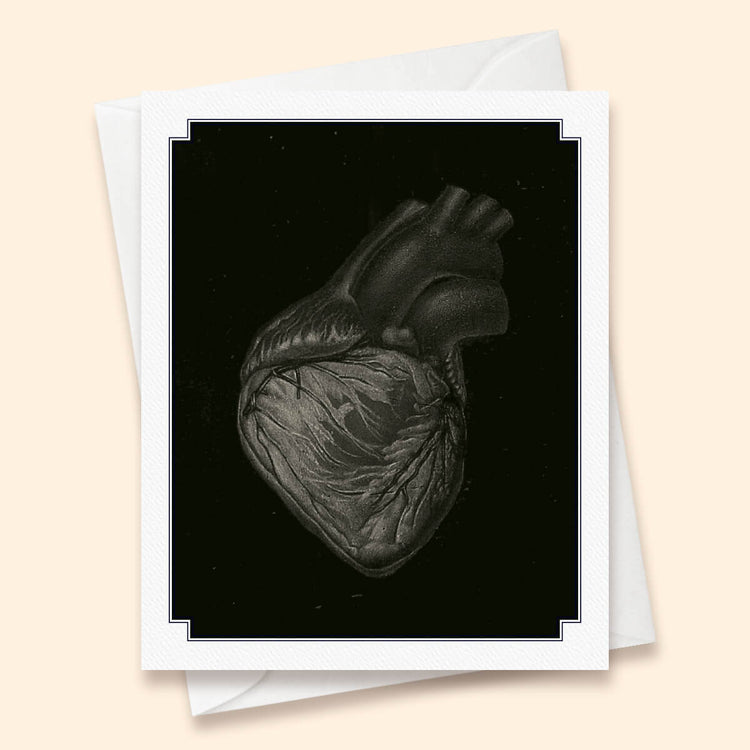 Quiet Heart Card