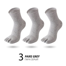 Load image into Gallery viewer, Five Toe Socks US Size (6.5-11)