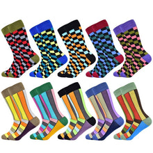 Load image into Gallery viewer, 5 pair Hot Sale Men Socks