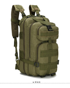 1000D Nylon 30L Waterproof Tactical Backpack