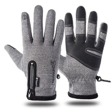 Load image into Gallery viewer, Plush Thick Sports Fitness Non-slip Cycling Gloves