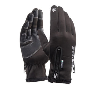 Plush Thick Sports Fitness Non-slip Cycling Gloves