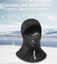 Load image into Gallery viewer, Anti-Dust Windproof Full Face Cycling Balaclava