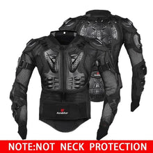 Load image into Gallery viewer, Motorcycle Armor Racing Body Protector Gear + Neck Protector