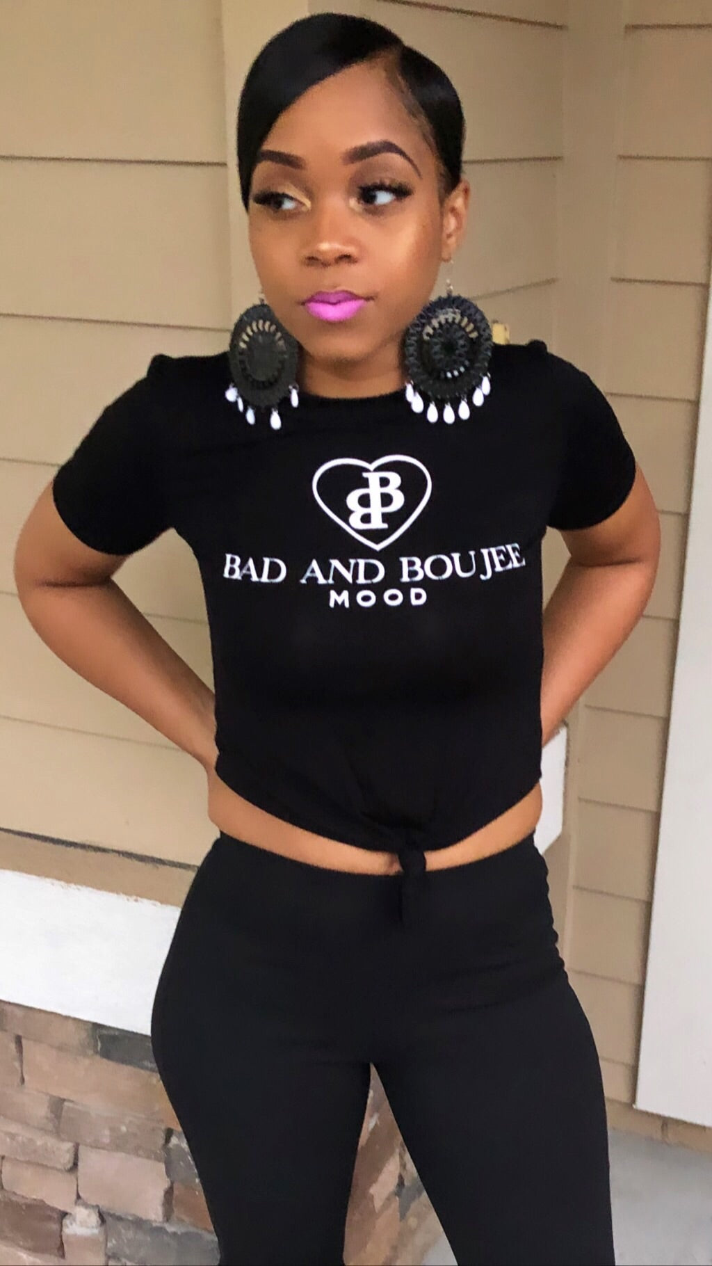 Bad and Boujee' Top