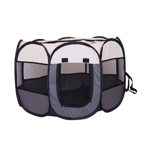 Portable Outdoor Pet Kennel Fences