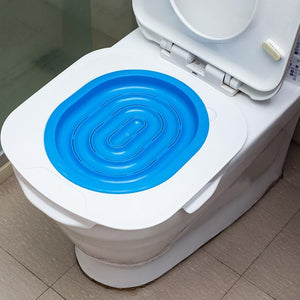 40*40*3.5cm Abs Pet Puppy Cat Litter Trainer Catsceaningtrainingtoilet Supplies With Toilet Seat Lighting