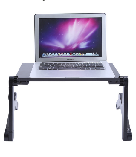 Adjustable Desk Table Aluminum