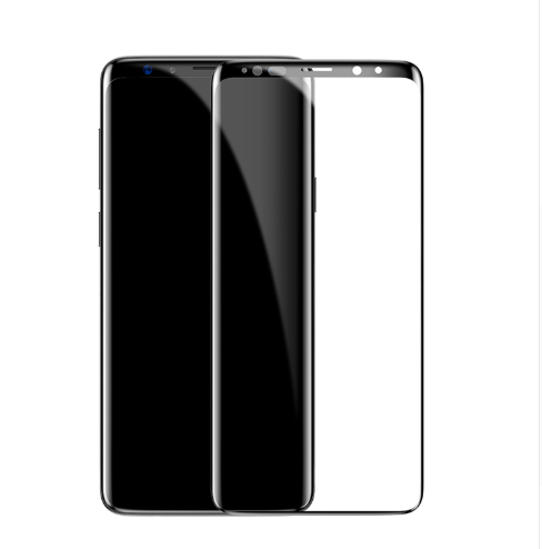VERRE TREMPÉ DE PROTECTION RADIANT 9D (SAMSUNG)