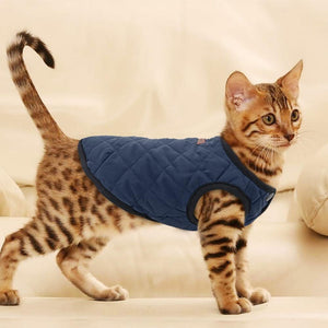 Clothes Warm Pet Jacket