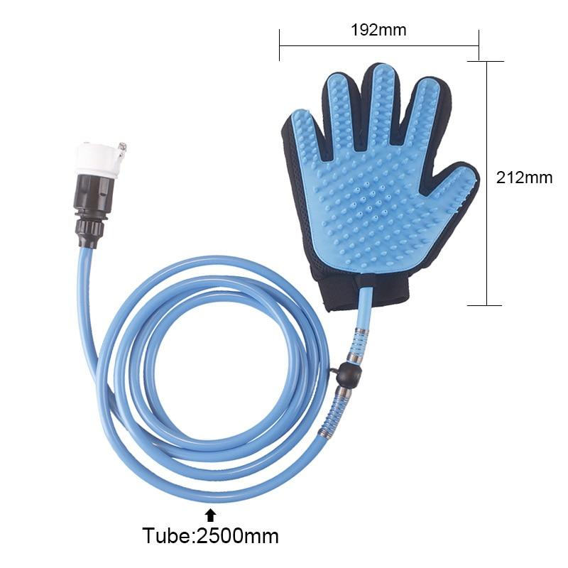 Pet Bathing Shower Glove