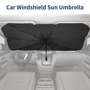 Foldable Car Sun Umbrella-Block Heat UV